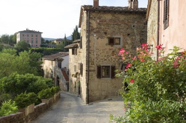 Il Borro, agristurismo in San Giustino Val D'Arno, Tuscany, Italy